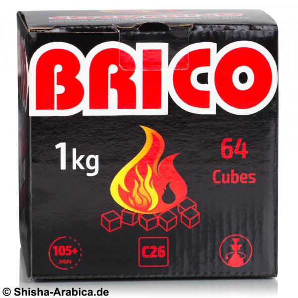 Cocobrico C26 Naturkohle 1kg